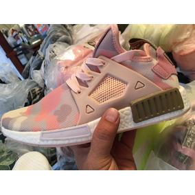 Tenis adidas Ndm Camo Pink Dama Con Caja 1500