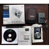 Câmera Fotográfica Sony 14mp Cyber-shot