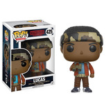 Funko Pop Television #425 Stranger Things Lucas Nortoys