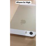 Iphone 5s 16gb Original + Accesorios, Perfecto Estado