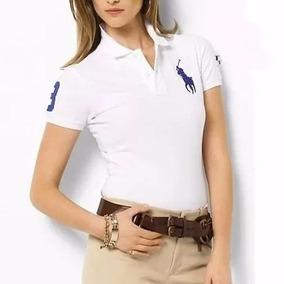 10 Ps Camisa Camiseta Gola Polo Femininas Atacado Baby Look