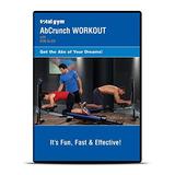 Total Gym Abcrunch Entrenamiento Dvd