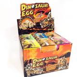6 Huevo Dinosaurio Jumbo Que Crece En El Agua Niños
