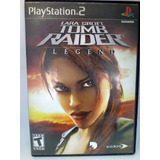 Ps2/lara Croft Tomb Raider Legend/subtítulos Español.