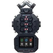 Zoom Gravador De Áudio H8 Handy Recorder 12x S/juros