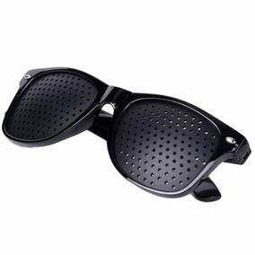 ae3e066895a48 Oculos Reticulado Pinhole Ginástica Para Os Olhos - Óculos no ...
