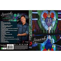 Dvd Leonardo 30 Anos Lacrado Dvd Original Sony Music