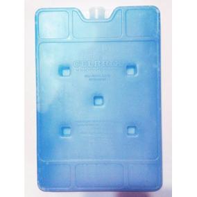 Placa Gelo Reutilizável 550ml P/ Carrinho De Sorvete 1 Unid