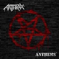 Disco Vinil Anthrax Anthems Original Lacrado Novo.
