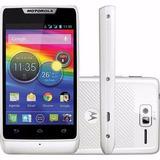 Motorola Xt916 Branco Razr D1 Dual Chip 3g Android 4gb 5mp