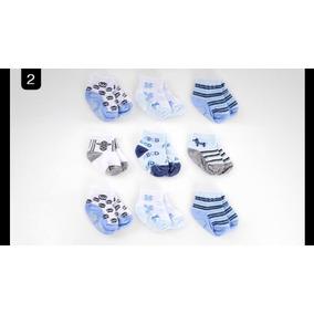 Se Venden Calcetines De Algodón Bebés (pack De 3 Pares)