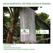 Sacos Tnt P/ Proteção Cacho De Banana 1,30 X 0,80 Cm 100un