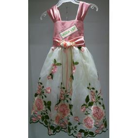 Vestidos Importados, Tallas De La 4 A La 10,