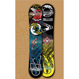 Tabla Snowboard Vio Condor Flying V 2016 //145-150-155-160cm