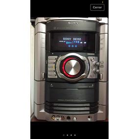 Sony Genezi. 7200 Watts