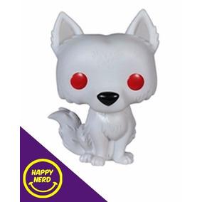 Ghost - Funko Pop Original Fantasma Game Of Thrones Na Caixa