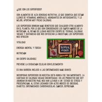Hemp Corazones, Proteína Y Aceite. Super Alimentos ¿