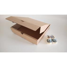 Caja De Carton Para Delivery De Comida 17,9 * 17,4 * 4,5