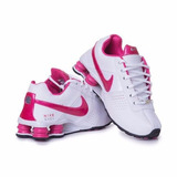 Tênis Feminino Nike Shox Feminino Promoção 2018
