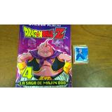 Album Dbz 4 Saga Majin Boo + 79 Figus Sin Repetir