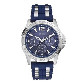 Reloj Mens Sport Azul Guess
