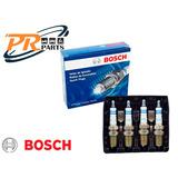 Jogo De Velas Bosch Gm Astra Hatch Advantage 2.0 2005