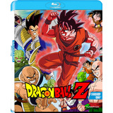 Dragon Ball Z Serie Bluray/dvd Latino Completa Hd