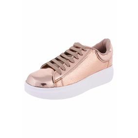 Zapatillas Metalizadas Marca Pink