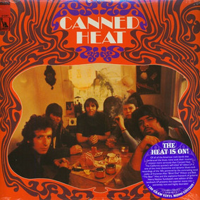 Canned Heat 1º Lp Importado Como O Original Mono