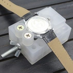 Suporte Para Conserto De Relógios Trava