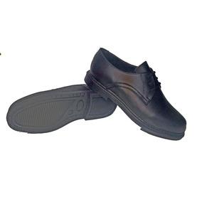 Zapato Escolar Casual De Vestir Elegante Vintage 100% Cuero
