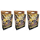 Yugioh Rise Of True Dragons Structure Deck 3 Unidades