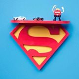 Prateleira Super Homem