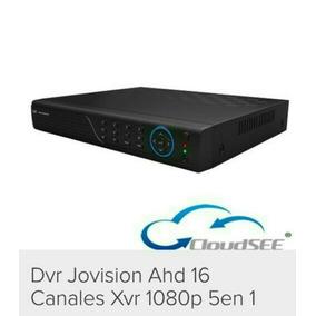 Dvr 16 Canales Jovision Ahd Página Propia Xvr 1080p 5 En 1