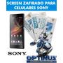 Protector Pantalla Celular Sony M Arc E V T P U Sp Live Play
