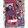 Monster High Jane Boolittle Lo Mas Nuevo!!