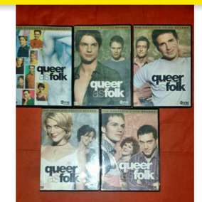 Serie Queer As Folk Completa 5 Temporadas Oferta!