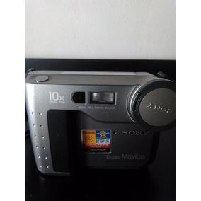 Camara De Fotos Con Diskette Marca Sony Mavica, (sin Pila