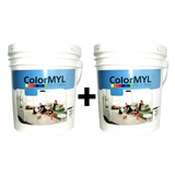 Pintura Latex Exterior Interior Colormyl 20 + 20 Lt.