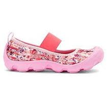 Crocs Nena Niña Rosa Pink Duet Busy Day Floral Originales