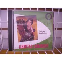 Libertad Lamarque - Delicias Musicales Cd En Muy Buen Estado