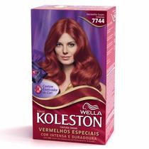 Tinta Creme Koleston Vermelho Super Intenso 7744