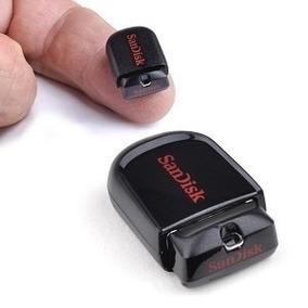 Ultra Mini Pen Drive Nano Sandisk Cruzer Fit 64gb - Lacrado