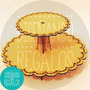 Porta Cupcakes Madera Corte Laser - Cod. Pm-029 - Dto X Cant