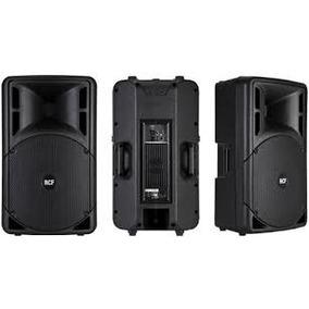 Caixa Ativa Bi Amplificada Rcf Art-315 400 Watts - Hendrix