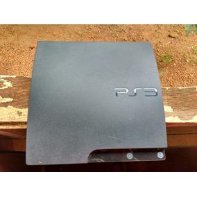 Playstation 3 - Completo Com 25 Jogos Sendo 10 Mídia Física.
