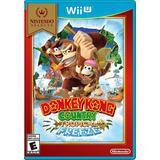 Videojuego Donkey Kong Country Tropica Nintendo Selects Wiiu
