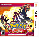 Videojuego Pokemon Omega Ruby Nintendo 3ds Gamer