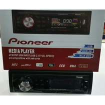 Reproductor Pioneer Usb Mp3 Wma Fm