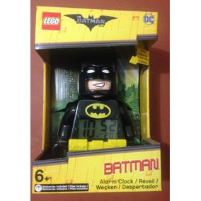 Reloj Despertador Lego Batman Movie, Batman 20cm